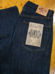 ジェラード JELADO PRODUCT 16oz DENIM