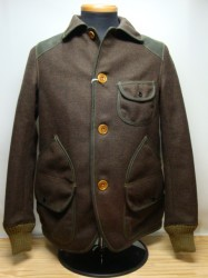 "フリーホイーラーズ OUTDOOR STYLE HUNTING COAT ""Boston"""