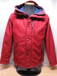 コリンボ CROAKER BARN-YARD PARKA Col.RED