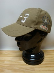 "トイズマッコイ COTTON CAP ""FELIX THE CAT"" Col.160 OLIVE"