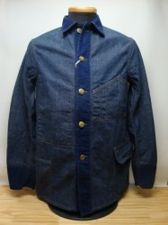 "フリーホイーラーズ ""YARD MASTER"" WORK COAT"