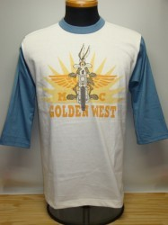 "トイズマッコイ WILE E.COYOTE ""GOLDEN WEST MC"""