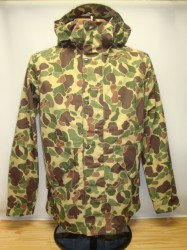 "コリンボ ""W.ARSENAL HARD SHELL PARKA"" Col.HUNTER CAMO"