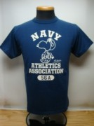 "東洋エンタープライズ BUZZ RICKSON'S×PEANUTS ""NAVY ATHLETICS"""
