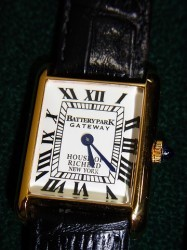 コリンボ BATTERY PARK SOUVENIR WATCH
