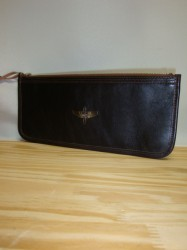 リアルマッコイズ McCOY'S HORSEHIDE LARGE ZIPPER WALLET