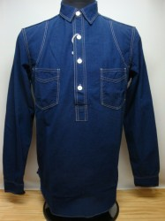 "フリーホイーラーズ ""STEEL DRIVER"" WORK SHIRT"
