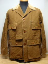 "フリーホイーラーズ OUTDOOR HUNTING COAT ""FOREMAN COAT"""