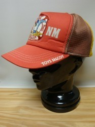 "トイズマッコイ MESH CAP ""HOP CANYON VOL.FIRE DEPT."""
