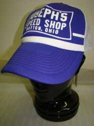 "リアルマッコイズ '10 BUCO MESH CAP ""JOSEPH'S SPEED SHOP"