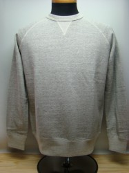 リアルマッコイズ McCOY'S SWEATSHIRT Col.020 GRAY