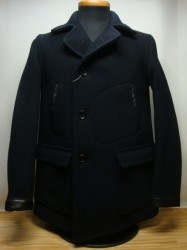 リアルマッコイズ FOUR POCKET WOOL WORK COAT