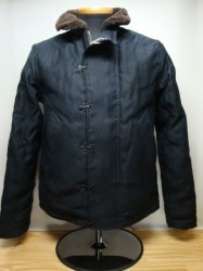 "フリーホイーラーズ ""DECK JACKET"" FRONT HOOK & ZIPPER"