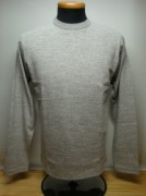 ウェアハウス Lot.5906 CREW NECK L/S T-SHIRTS Col.杢GRAY