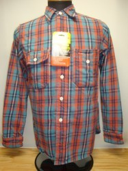 ウェアハウス Lot 3105 FLANNEL SHIRTS(UNCLE SAM MODEL)(A)