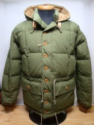 コリンボ EXPEDITION DOWN PARKA Col.GREEN×SOIL