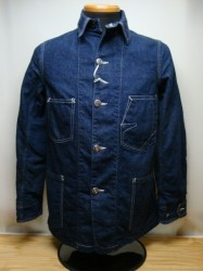 フリーホイーラーズ Lot.k474 12oz DENIM BLANKET LINED JACKET