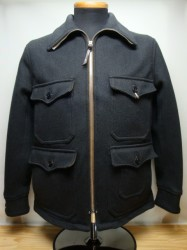 コリンボ BIG TIMBER STAG COAT Col.BLACK