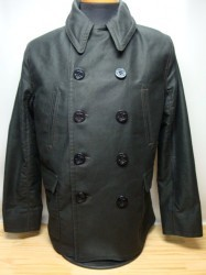 トイズマッコイ U.S.NAVY PEACOAT COMMERCIAL,GROSGRAIN