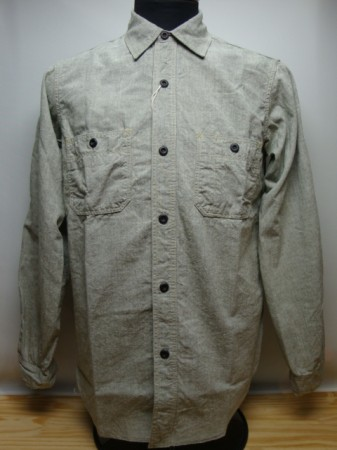 "フリーホイーラーズ ""BAKEHEAD SHIRTS"" Col.TRAFFIC GRAY"