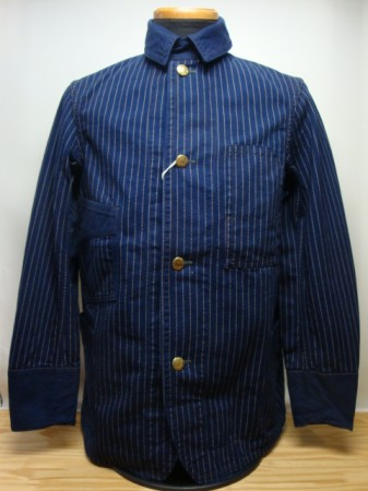 "フリーホイーラーズ ""GOLDEN SPIKE WORK COAT"""