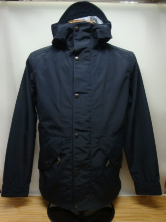 "コリンボ ""W.ARSENAL HARD SHELL PARKA"" Col.BLACK"