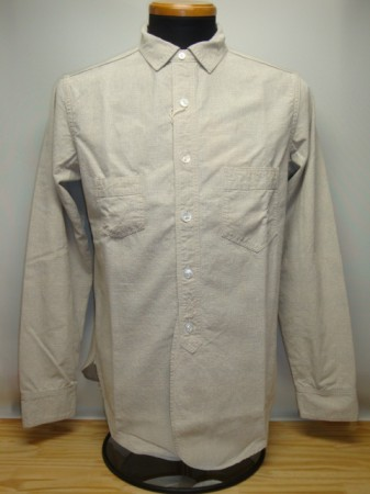 "フリーホイーラーズ ""DELTA BLUES"" WORK SHIRT"