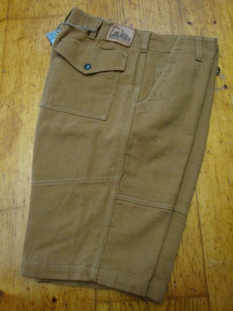 "コリンボ ""SANDY PARTRIDGE SHORTS"" Col.BEIGE"