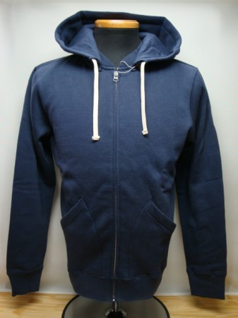 リアルマッコイズ McCOY'S HOODED SWEATSHIRT Col.NAVY