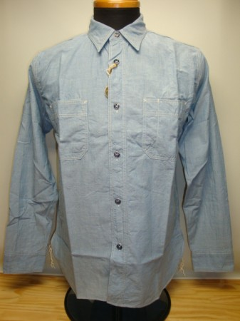 東洋エンタープライズ SC FICTION ROMANCE 4.5ozCOTTON CHAMBRAY