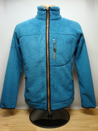 "コリンボ ""MT.MARCY PILE JACKET STD."" Col.AMIGO BLUE"